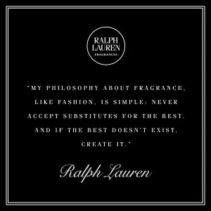 Ralph Lauren - create it