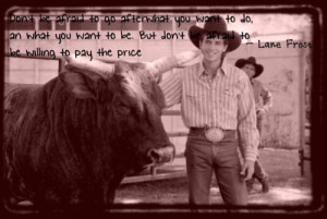 Lane Frost Quotes