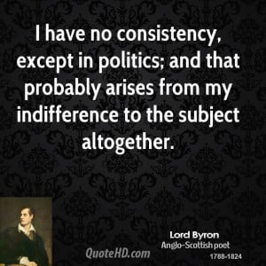 Funny Quotes About Consistency