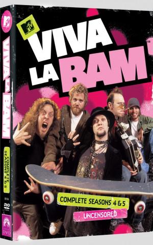 Viva La Bam (US - DVD R1)