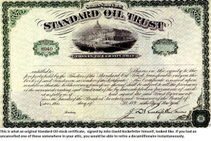 Standard Oil: The Different Fates Of The Three Rockefeller Brothers