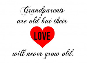 Happy Grandparents Day Quotes. Grandmother's Day 2014. View Original ...