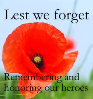 Remembrance Day Quotes: Biggest Collection of Remembrance Day 2014 ...