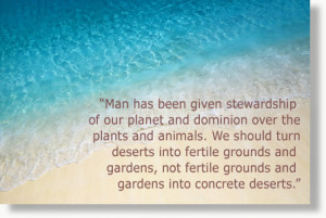 Environmental Quotes and Sayings