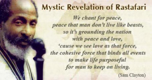Rastafari Quotes And Sayings rasta quote
