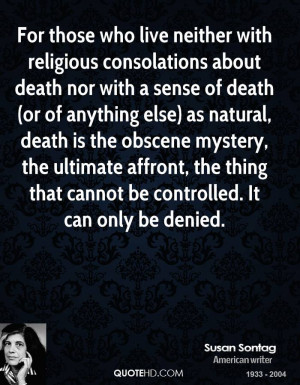 Religious Quotes About Death