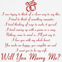 Will You Marry Me Quotes for Him