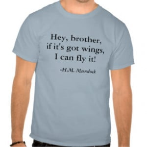 If It's Got Wings Quote Tees