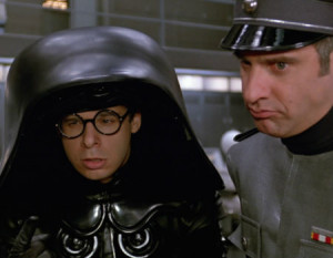 Rick Moranis Stars in Spaceballs