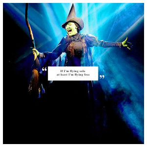 MUSICAL THEATRE CHALLENGE| 5 QUOTES└ from Wicked [3/5]