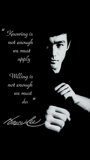 Myspace Graphics > Life Quotes > bruce lee famous quotes Graphic