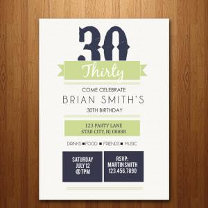 50th birthday invitation quotes