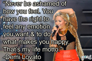 10 Demi Lovato Quotes That Will Inspire You