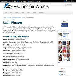 Than ability to you can really learn latin people as