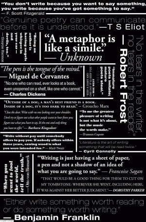 Great quotes for writers