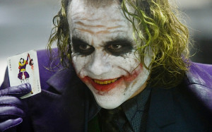 Heath Ledger's father read Heath's diary