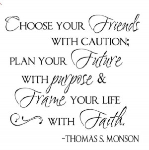 Frame your life with faith