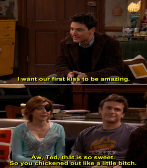 How I Met Your Mother Quote-2