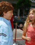 Taylor Momsen and Daryl Sabara