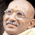 ... ! compilation of movie character quotes - Mohandas Gandhi - Gandhi