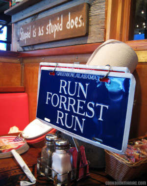 Forrest Gump Restaurant Bubba Gump Company co Hush puppies cajun ...