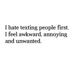 Feeling Unwanted Quotes I always feel unwanted