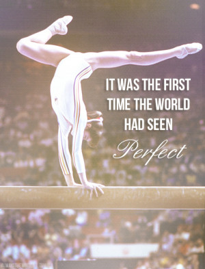 comaneci # vault # champion # nadia comaneci # amazing # perfect ...