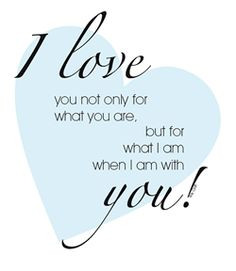 love my husband quotes | ... poem by roy croft entitled love i love ...