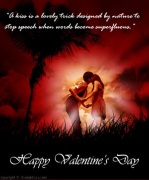 ... Happy Valentine Day 2014 Greeting Cards with Romantic Love Quotes (37