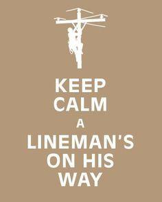 Lineman quotes/prayers