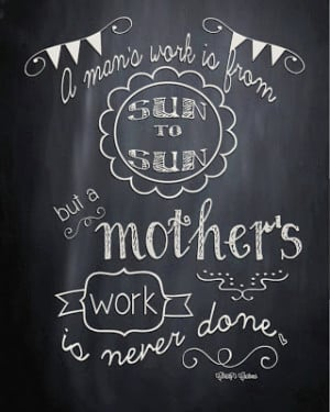 of all the hard work our moms do happy early mother s day