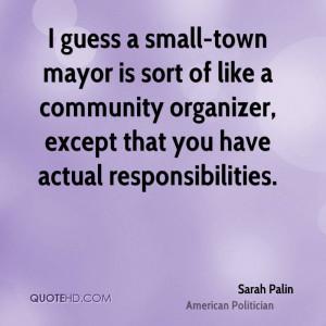 Quotes About Sarah Palin