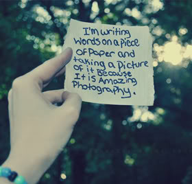 "... Picture Of It Because It Is Amazing Photography "" ~ Sarcasm Quote"