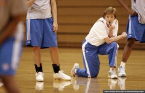 Pat Summitt basketball coach alzheimers