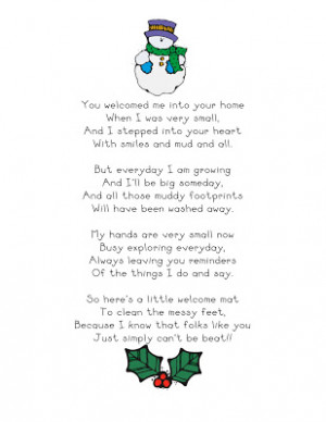 funny secret santa poems tonight my secret santa 12 days of christmas ...