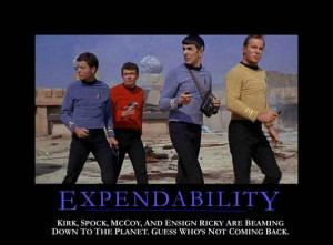 star trek expendability Pictures, Images and Photos