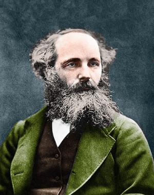 Os Cientistas: James Clerk Maxwell