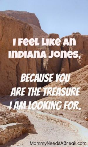 Funny Indiana Jones Quotes   indiana jones treasure