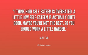 High Self Esteem Quotes