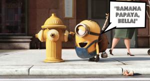 Minions movie Minion-sized mini review