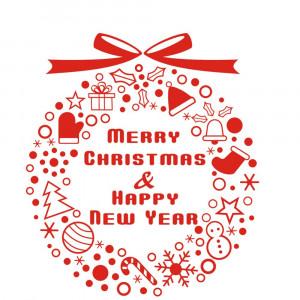 ... Christmas-Festival-English-font-b-quote-b-font-Merry-Christmas-Happy