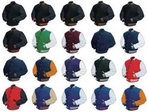 arsity Letterman jacket(jackets) for: