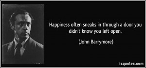 More John Barrymore Quotes