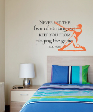 Girls Room Wall Quote #42