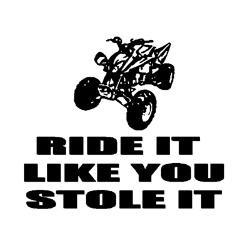 ATV Riding Quotes