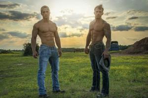 Ladies love country boys.... ;-)