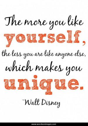 Unique Quotes About Life Quotes About Being Unique