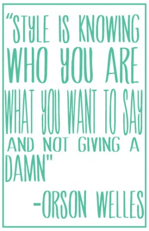quotes about not giving a damn