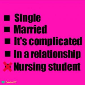 Nursing student. Nurse humor. Student RN. Nursing student relationship ...