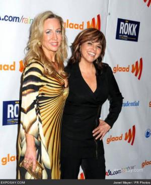 Jane Velez-Mitchell and Sandra Mohr